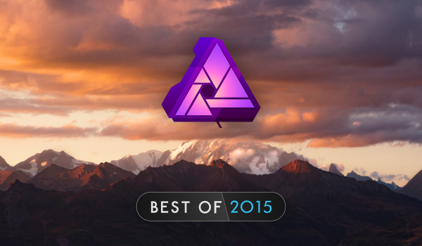 Affinity Photo is Apple's Mac App of the Year